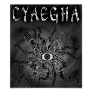 Cyaegha Poster