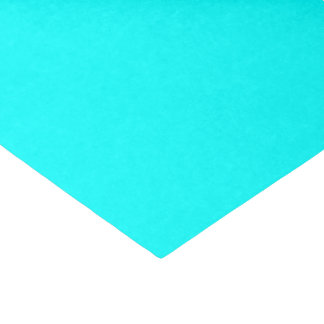 Cyan Bright Blue Color Background Neon Light Tissue Paper