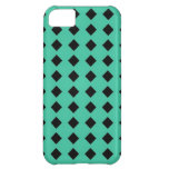 cyan wallpaper iPhone 5C cases