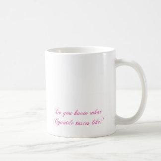 Cyanide Mug