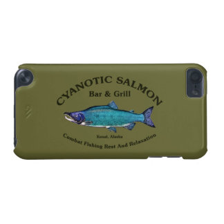 Cyanotic Salmon Bar & Grill iPod Touch (5th Generation) Cases