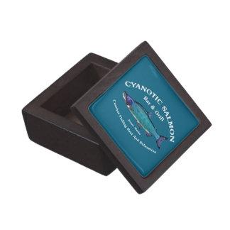 Cyanotic Salmon Bar & Grill Gift Box