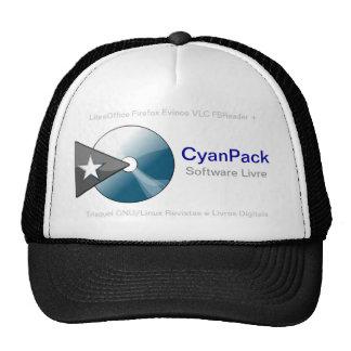 CyanPack cap Trucker Hat