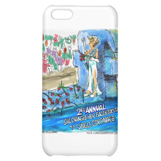Cyber Beauty Queen Funny Gifts Tees Cards Etc iPhone 5C Cover