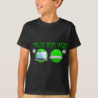 cyber bullying.png T-Shirt
