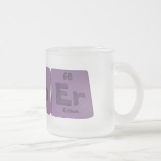 Cyber-C-Yb-Er-Carbon-Ytterbium-Erbium.png Frosted Glass Coffee Mug