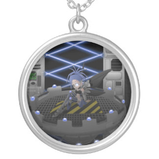 Cyber Doll Fantasy Necklace