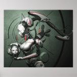 Cyber Geisha Poster