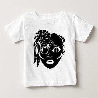 Cyber Girl Baby T-Shirt