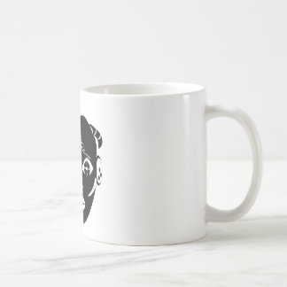 Cyber Girl Coffee Mug