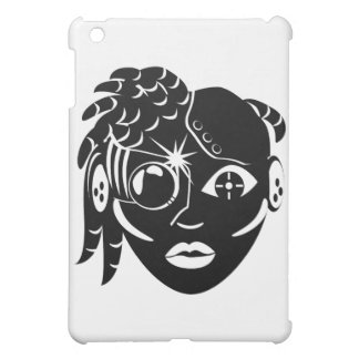 Cyber Girl Cover For The iPad Mini