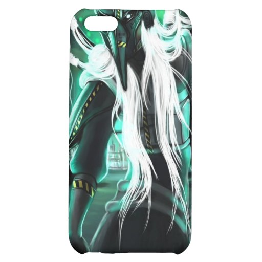Cyber Goth iPhone Case Cover For iPhone 5C