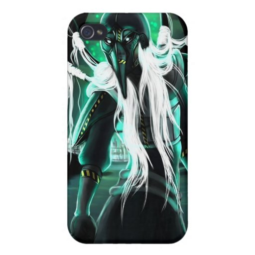 Cyber Goth iPhone Case iPhone 4 Cases