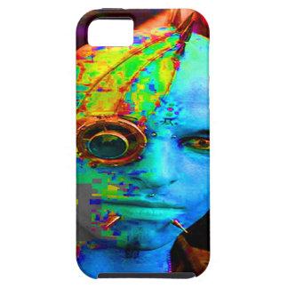 cyber goth iPhone SE/5/5s case