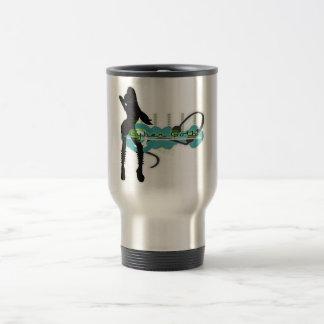 Cyber Goth Travel Mug