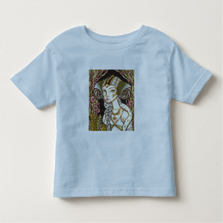 Cyber Lady Toddler T-shirt