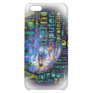 Cyber Man iPhone 5C Case