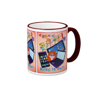 Cyber Monday-Bring It On!  Mugs