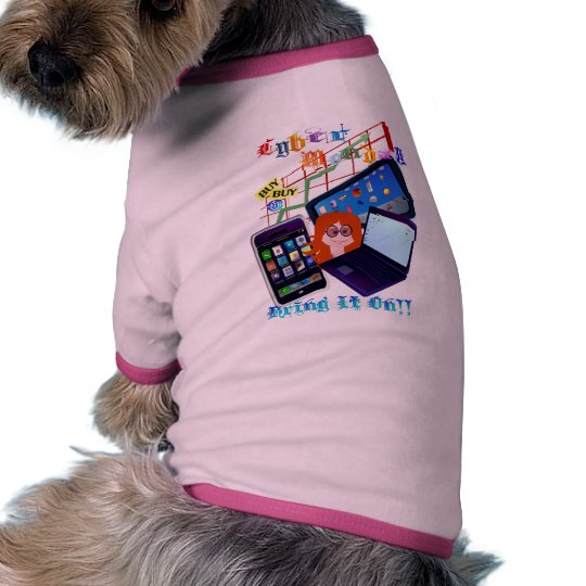 Cyber Monday-Bring It On! Pet Clothing