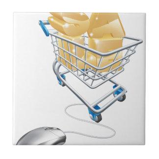 Cyber Monday Sale Concept Tiles