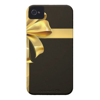 Cyber Monday Sale Gift Bow Ribbon Design iPhone 4 Case-Mate Case
