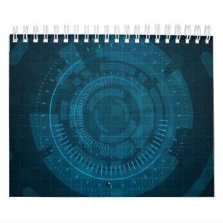 Cyber Network Calendar