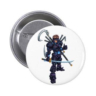 Cyber Ninja Button