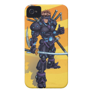 Cyber Ninja Case-Mate iPhone 4 Case