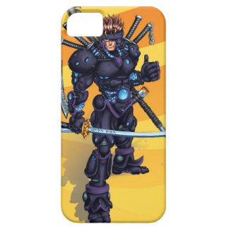 Cyber Ninja iPhone SE/5/5s Case