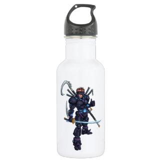Cyber Ninja 18oz Water Bottle