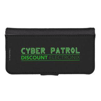 Cyber Patrol Phone Wallet Cases