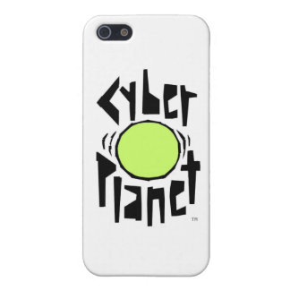 CYBER PLANET LOGO COVERS FOR iPhone 5