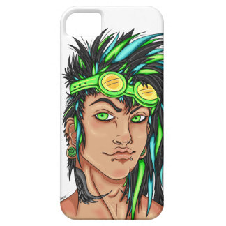 Cyber Punk iPhone 5 Cover