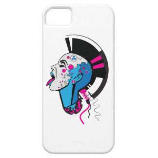 Cyber Punkd Color iPhone 5 Cover