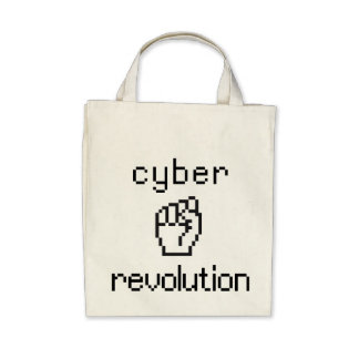 Cyber Revolution Bags