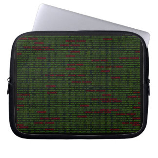 Cyber Security Laptop Sleeve
