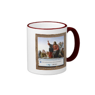 Cyber Sermon Coffee Mug