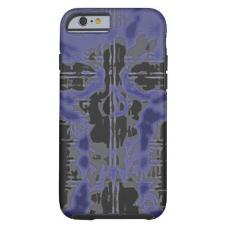 cyber skull  iphone-6 design case custom cover tough iPhone 6 case
