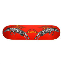Cyber Speed Steed Skateboard