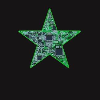 Cyber Star shirt