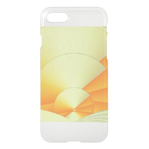 Cyber Sunrise iPhone7 Case