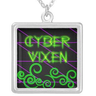 Cyber Vixen Goth Necklace