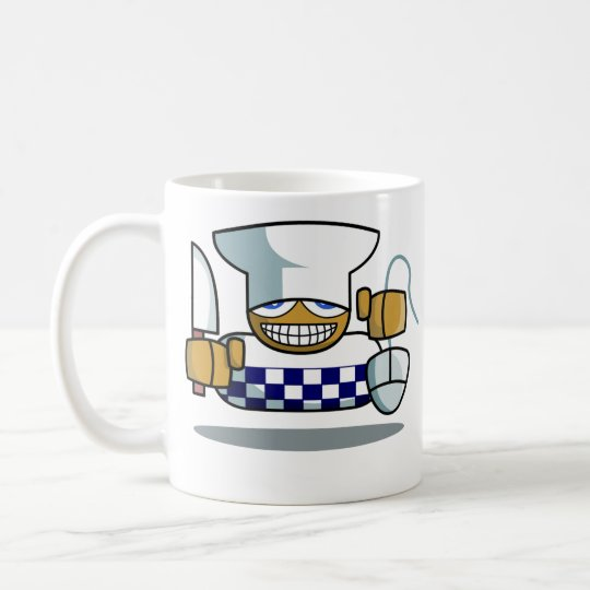 Cybercafe  Chef Coffee Mug