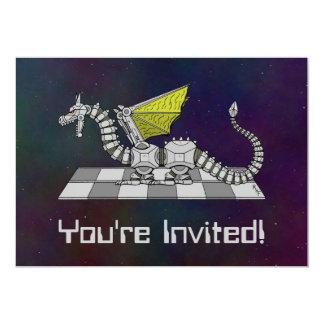 Cyberdragon Invitations