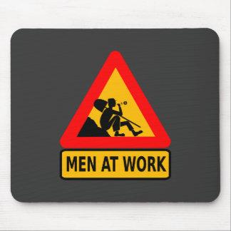cybergedeon_man_at_work_ mousepads