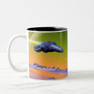 Cyberian flight mug