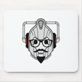 Cyberman Hipster Mouse Pad