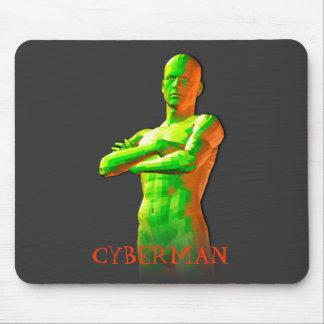Cyberman Mouse Pad