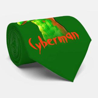 Cyberman Tie