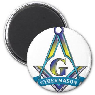 CYBERMASONS MAGNETS